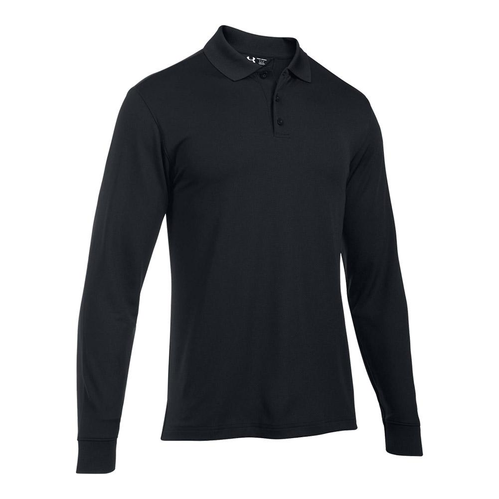Men's Long Sleeve Tac Polo