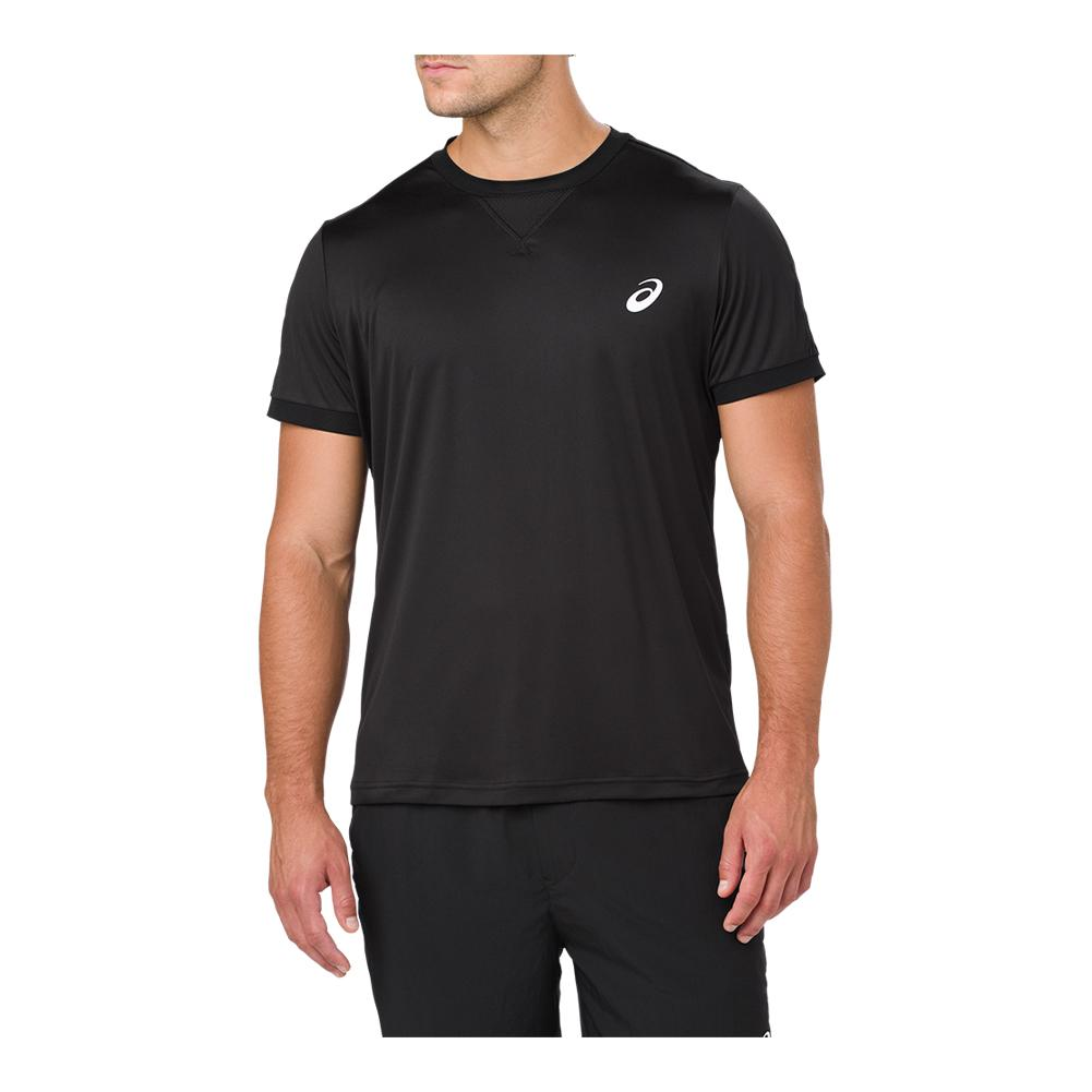 Men's Minimalist Short Sleeve Performance Top