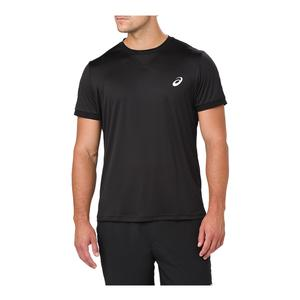 Men`s Minimalist Short Sleeve Performance Top