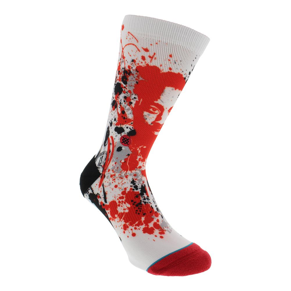 Men's Harden Splatter Socks