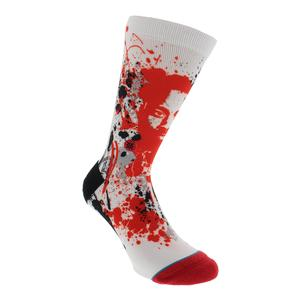 Men`s Harden Splatter Socks