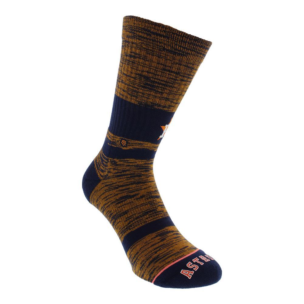 Women's Astros Classic Crew Socks Blue