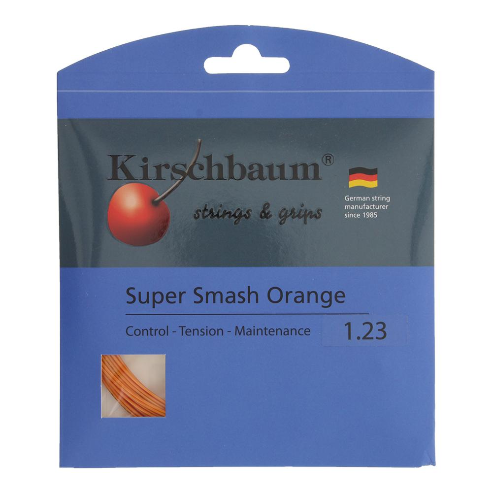 Super Smash Tennis String Orange