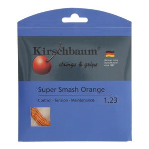 Super Smash Tennis String Orange