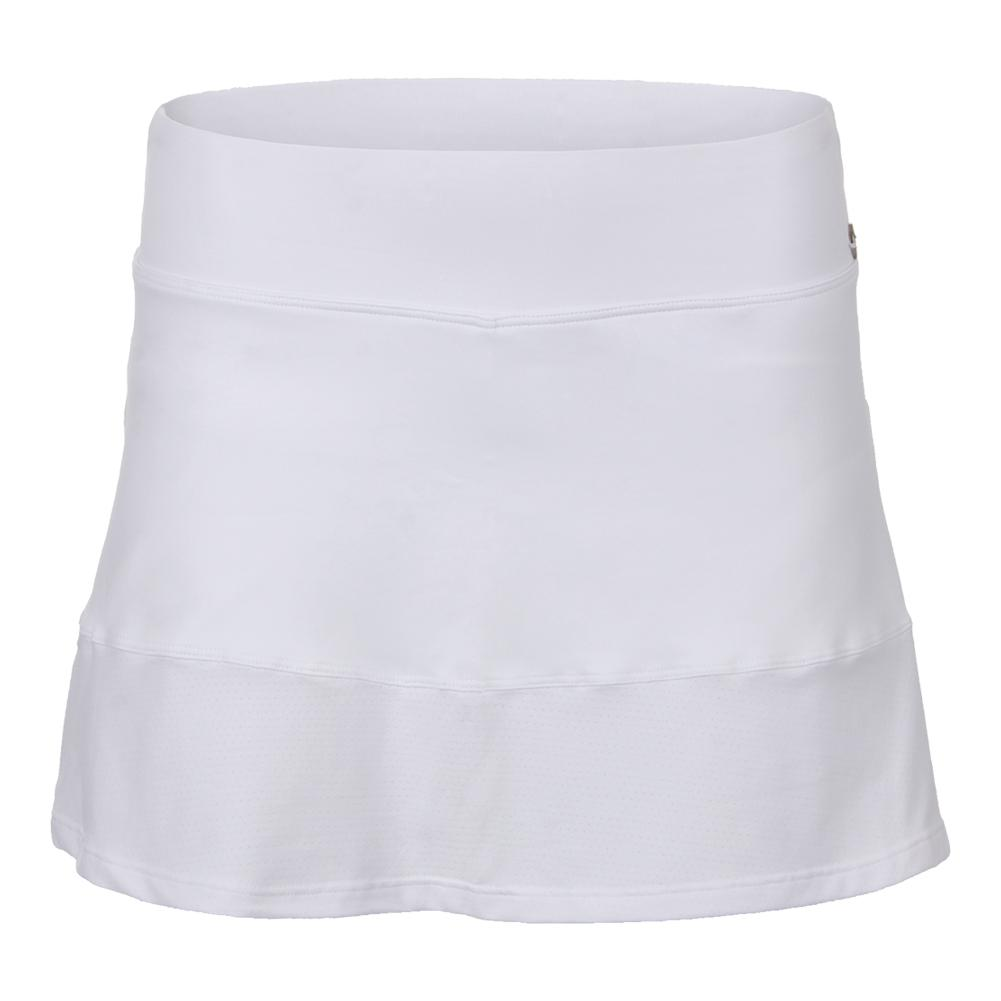 Women's Purity Tennis Skirt White