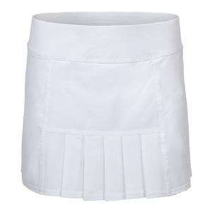 Women`s Dash 13.5 Inch Tennis Skort White