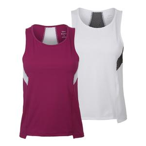 Women`s Riza Tennis Crop Top