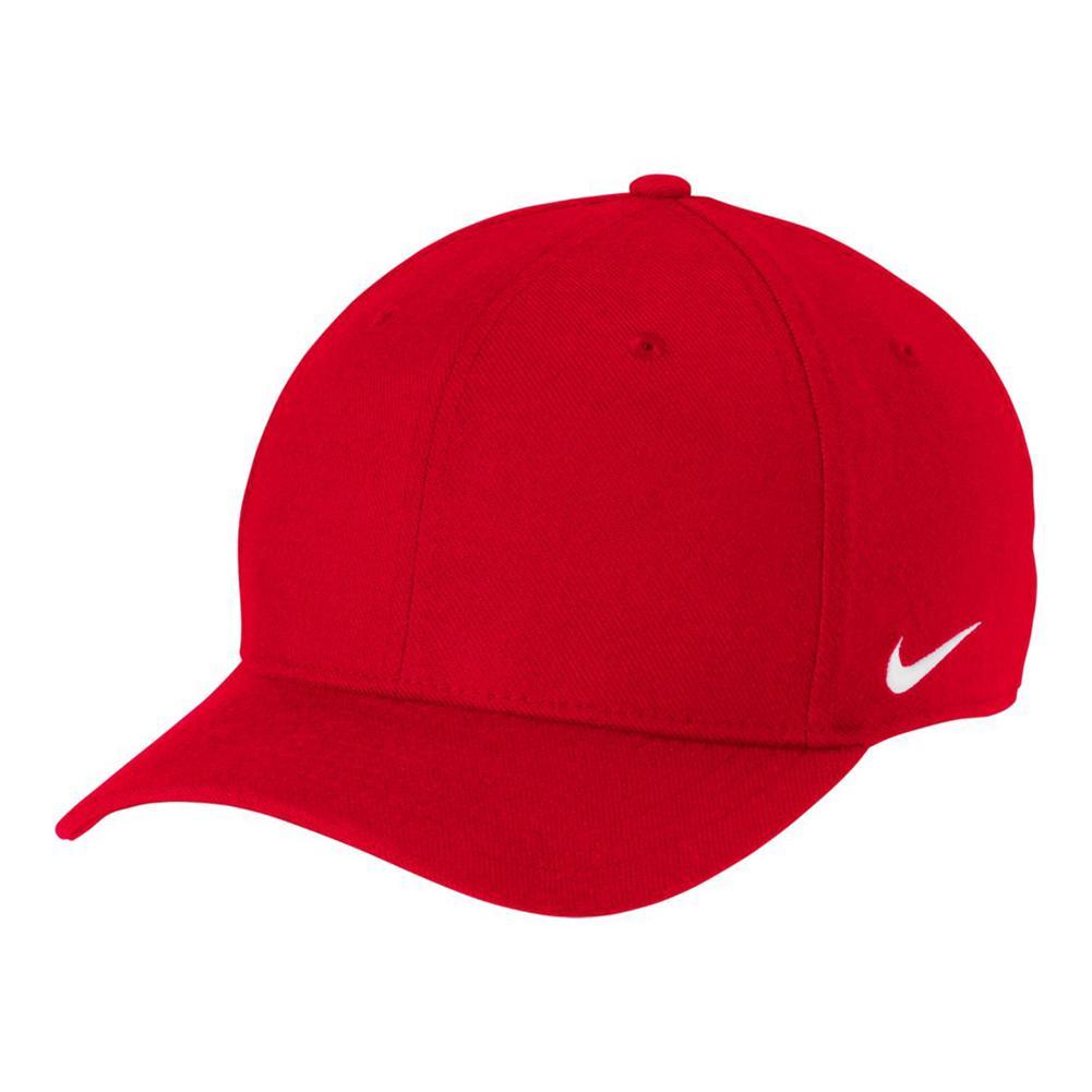 Team Dri-Fit Swoosh Flex Cap 657 UNIVERSITY RED dd55b31f4f85