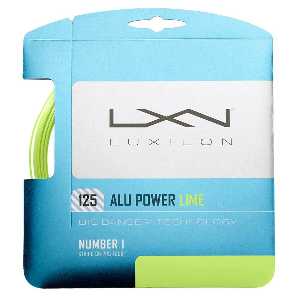 Alu Power 125/16l Limited Edition Tennis String