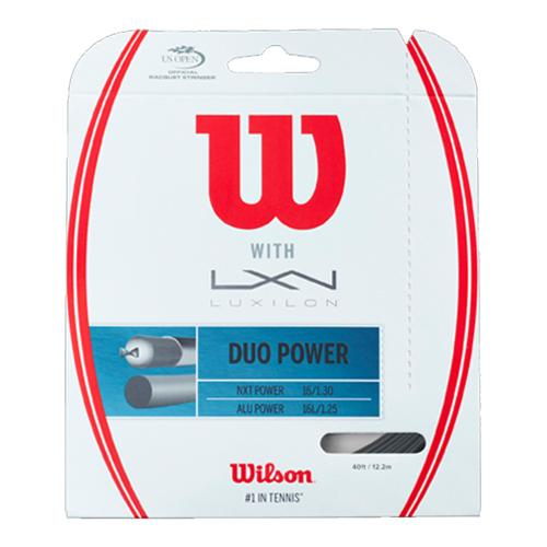 Duo Power Hybrid Tennis String