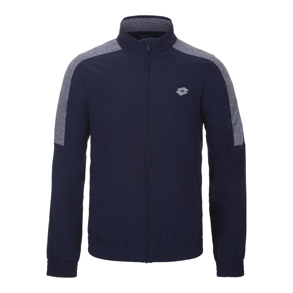 Men's Dragon Tech Ii Tennis Jacket Blue College
