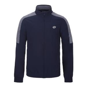 Men`s Dragon Tech II Tennis Jacket Blue College