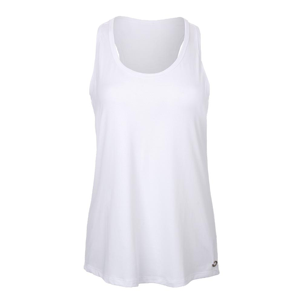 Women's Purity Tennis Tank White