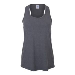 Women`s Love Tennis Tank Gray