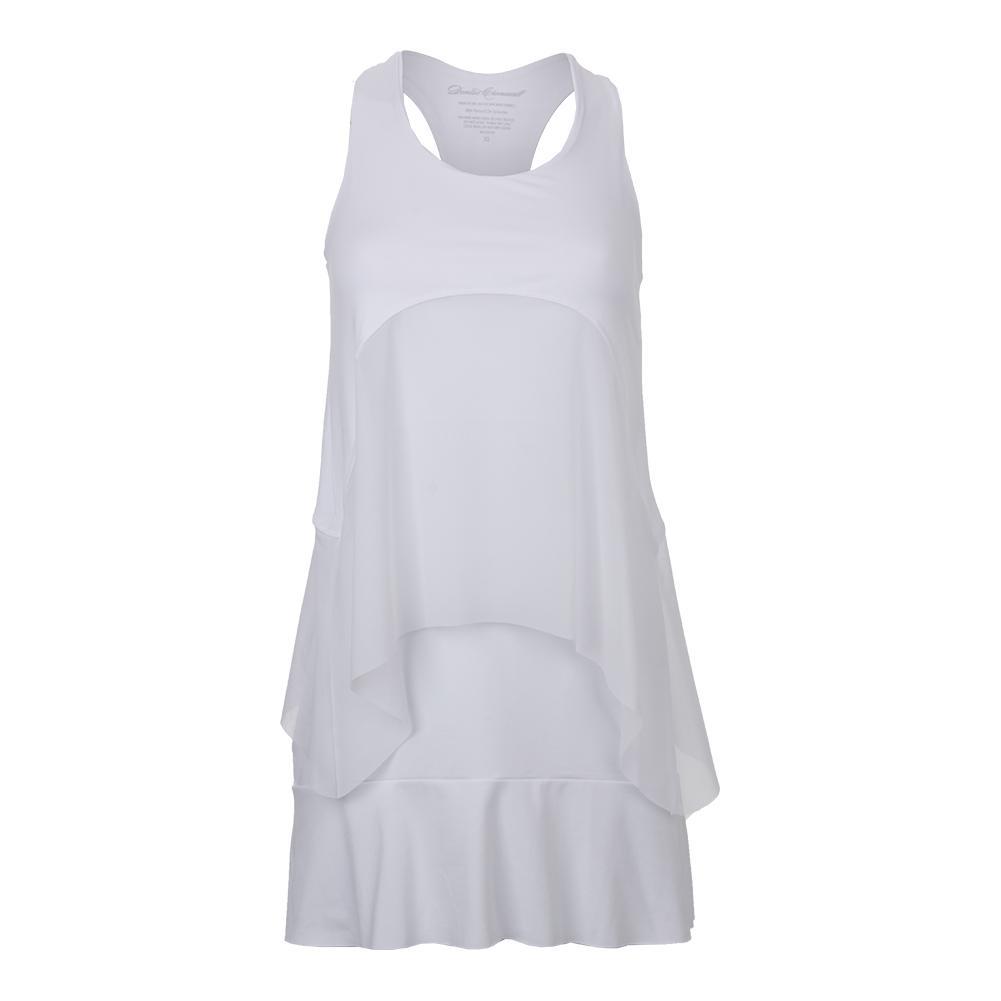 Women's Tennis Dress Pure White