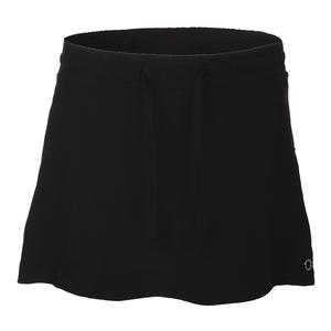 Women`s Lucky Tennis Skirt Black
