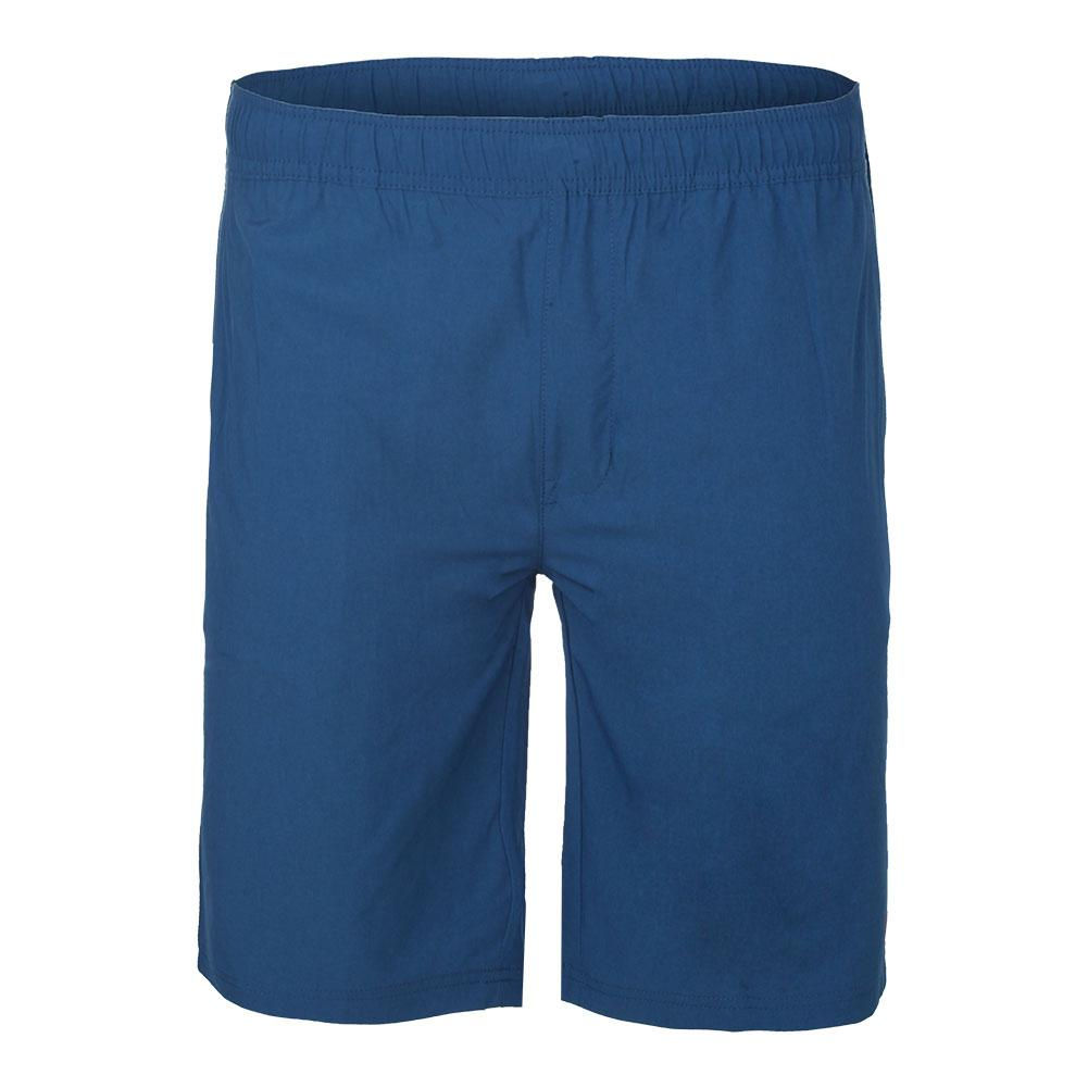 Men's The Pace Tennis Short Heather French Blue