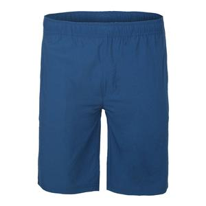 Men`s The Pace Tennis Short Heather French Blue