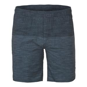 Men`s Tempo Tennis Short Heather Quiet Shade