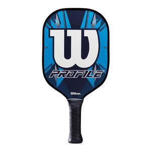 Profile Pickleball Paddle Blue and Black