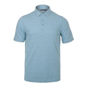 Men`s Remix Tennis Polo Porcelain Blue