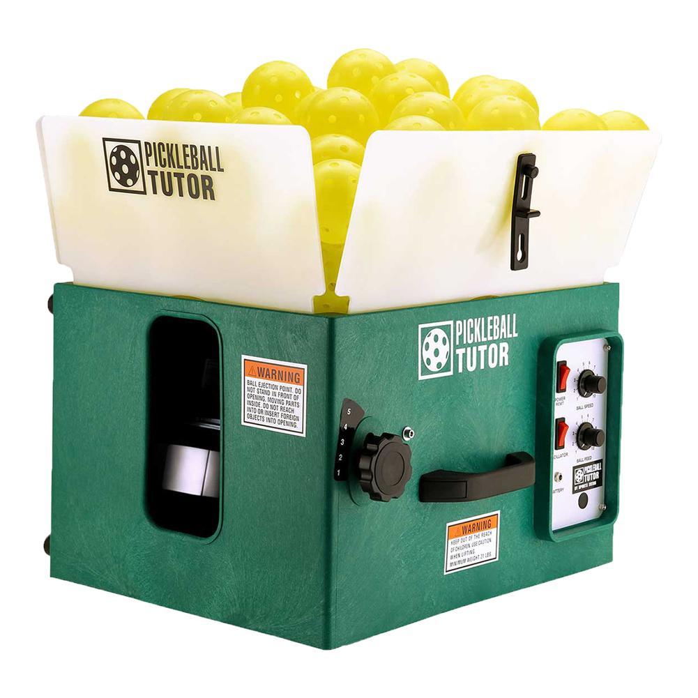 Pickleball Tutor Battery Random Oscillation