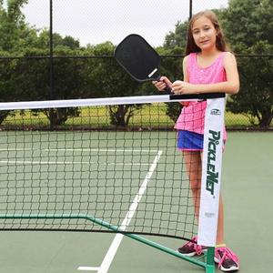 PickleNet Pickleball Net System Oval Design