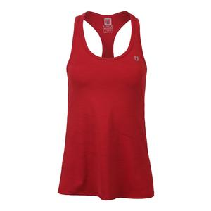 Women`s Race Day Tennis Tank Tango Red