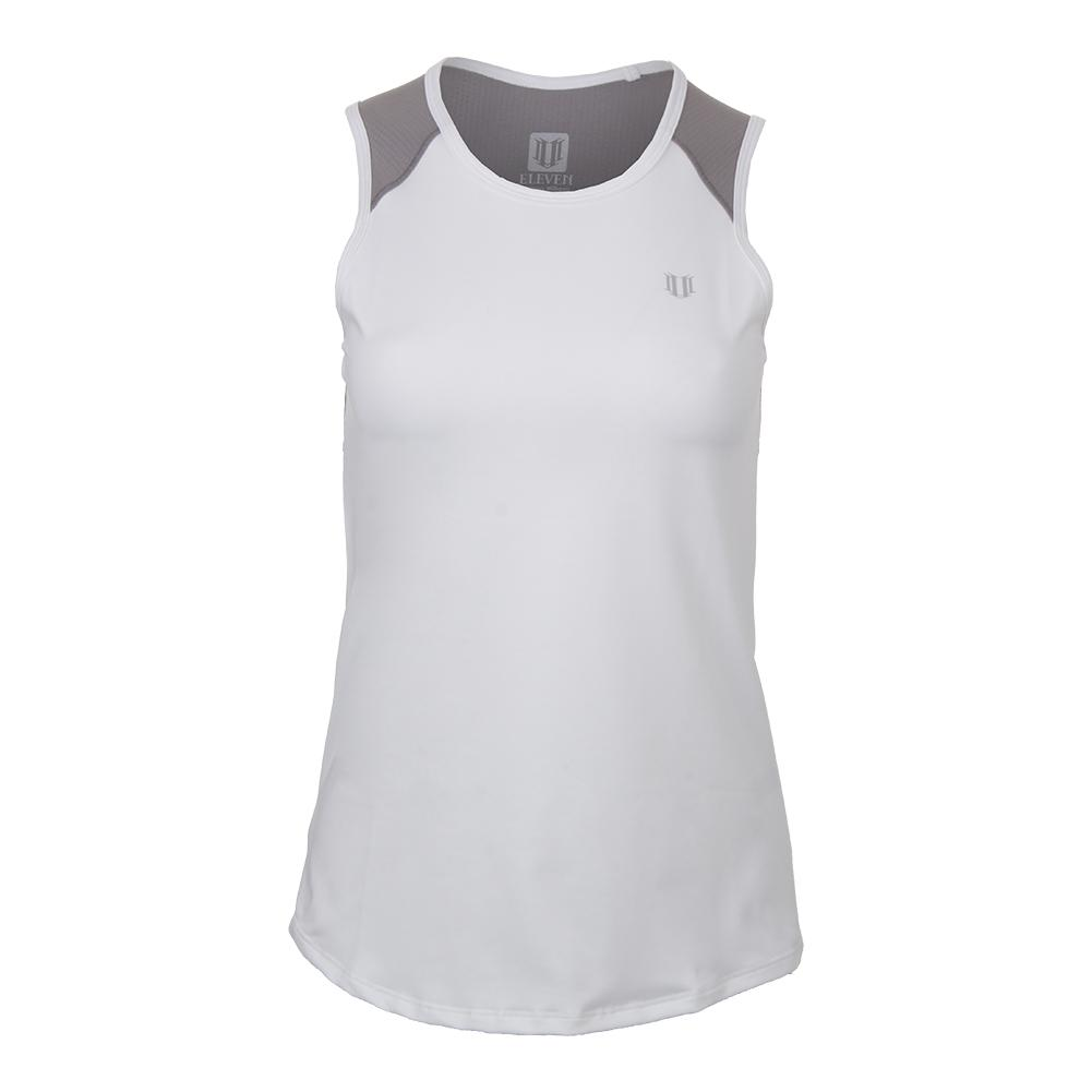 Women's Tune Up Tank White
