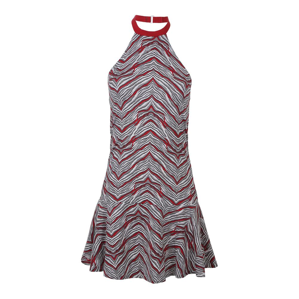 Women's Incline Tennis Dress Sprint Print