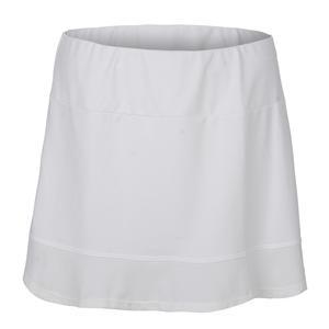 Women`s Tate 13.5 Inch Tennis Skort White