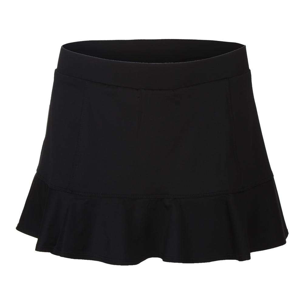 Women's Jennifer 12.5 Inch Tennis Skort Black