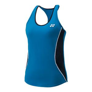 Women`s Paris Tennis Tank Infinite Blue