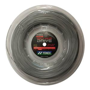 Poly Tour Drive 125/16L Tennis String Reel Silver