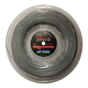 Poly Tour Drive 125/16L Tennis String Reel Silver