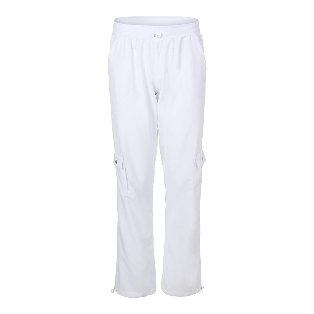 Women's Lucky Cargo White