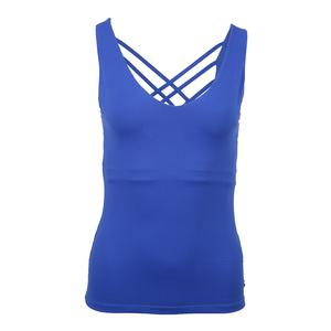 Women`s Chichi Tennis Tank Nautical