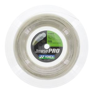 Tour 850 Pro 1.32/16G Tennis String White