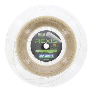 Rexis Tennis String Reel Off White