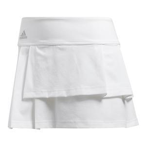 Women`s Advantage Layered Tennis Skirt White