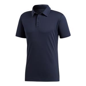 Men`s Climachill Tennis Polo Legend Ink
