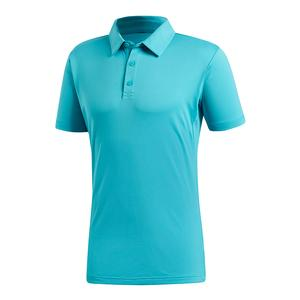 Men`s Climachill Tennis Polo Hi-Res Aqua