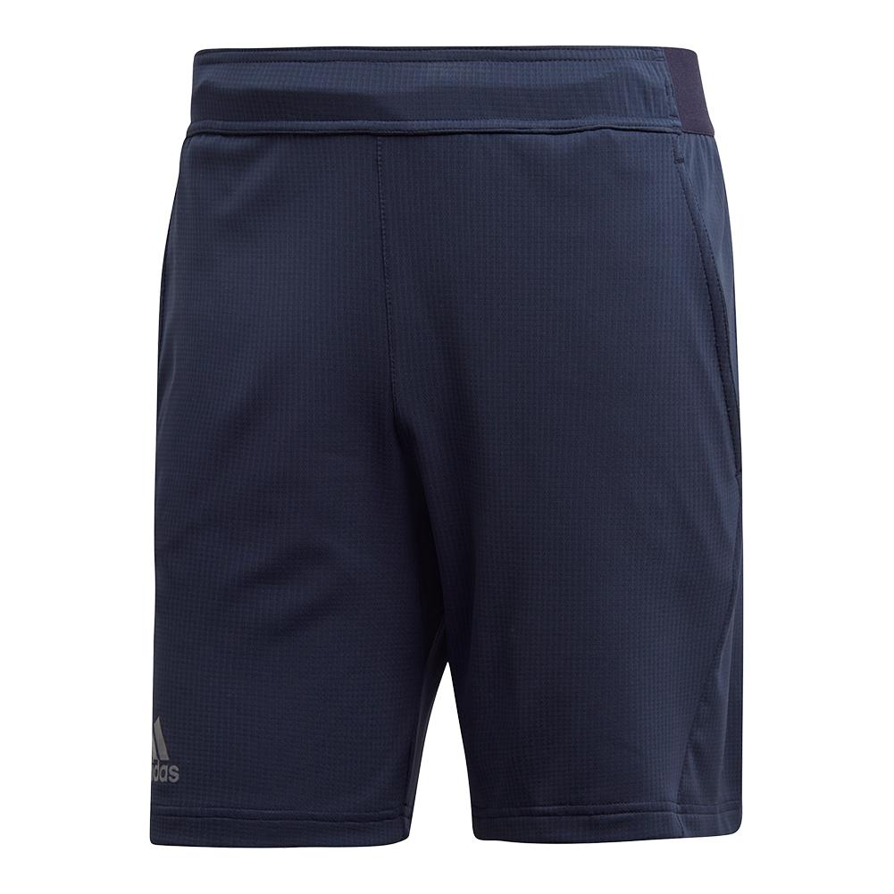 Men's Climachill Tennis Short Legend Ink