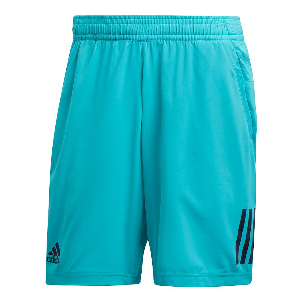 Men's Club Tennis Short Hi- Res Aqua
