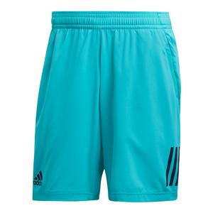 Men`s Club Tennis Short Hi-Res Aqua
