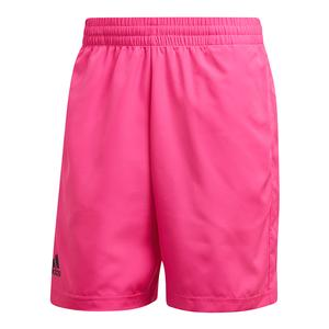 Men`s Club Bermuda Tennis Short Shock Pink