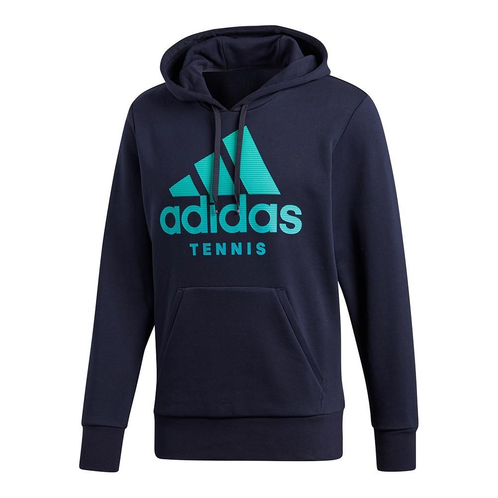 Men's Category Graphic Tennis Hoody Legend Ink