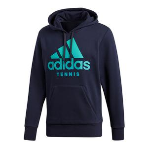 Men`s Category Graphic Tennis Hoody Legend Ink