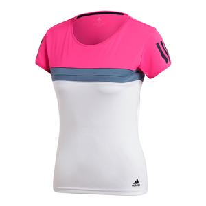 Women`s Club Tennis Tee Shock Pink