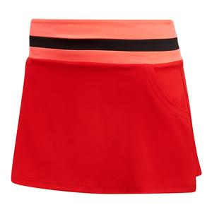 Women`s Club Tennis Skort Scarlet